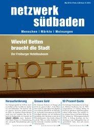 Netzwerk Südbaden - MAI 2015