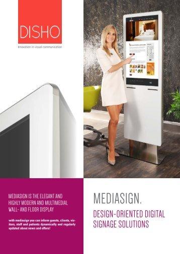 Mediasign (Flyer)