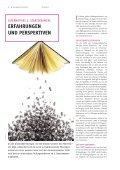 hören – bewerten: folgeevaluation der universität ... - UniDAZ - Page 6