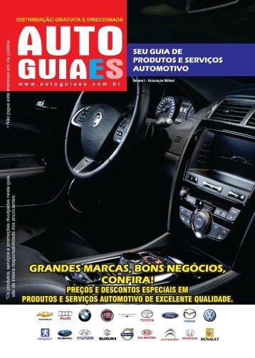 Revista Auto Guia ES 1ª Edição