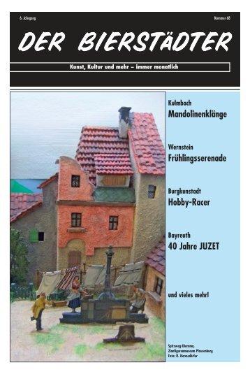 Mandolinenklänge Frühlingsserenade Hobby-Racer 40 Jahre JUZET