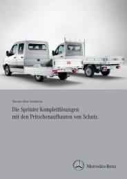 Schutz Vansolution (PDF, 845 KB) - Mercedes-Benz Deutschland