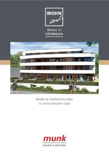 Moderne Stadtwohnungen in zentrumsnaher Lage