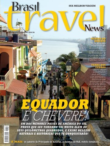 EQUADOR É CHEVERE!