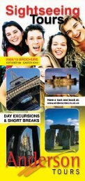 Windsor & Oxford - Anderson Tours