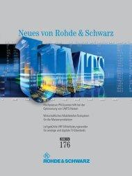 Deutsch - Rohde & Schwarz International