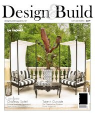 Design & Build Magazine May/June 2015