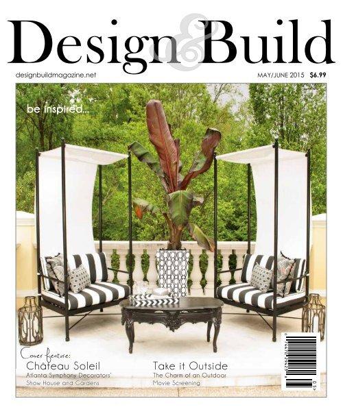 Design & Build Magazine May/June 2015