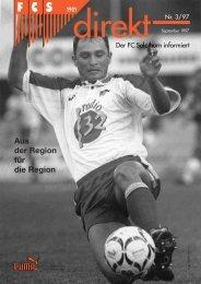 Für die Jugend – für den Sport - FC Solothurn