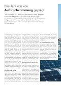 Geschäftsbericht 2011 - Genossenschaft Elektra, Jegenstorf - Page 6