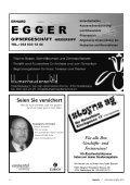 nicht verpassen! nicht verpassen! - und Gewerbeverein Niederbipp - Seite 6