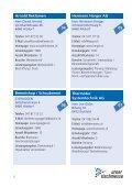 Ausstellerverzeichnis - Junge Wirtschaftskammer Uri - Seite 5