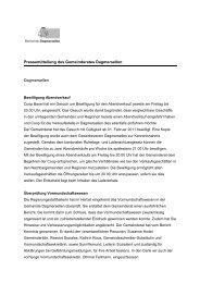 Gemeinderatsnachrichten-Januar-2011 - Gemeinde Dagmersellen