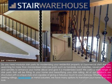 Superb Stainless Steel Stair Parts