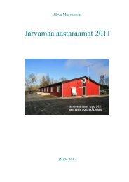 Järvamaa aastaraamat 2011 - Järva maakond