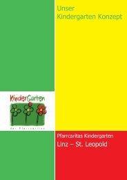 Unsere pädagogische Arbeit - Pfarre St.Leopold