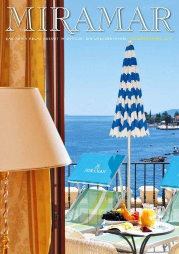 Tarife 2012 - Hotel Miramar