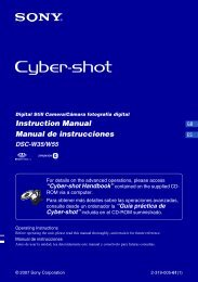 Instruction Manual Manual de instrucciones - visit site