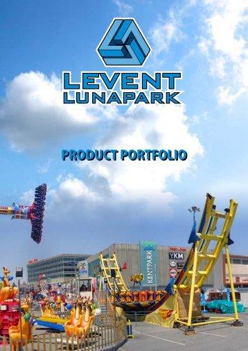 LEVENT LUNAPARK - Product Portfolio