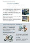 Einscheiben Läpp- und Poliermaschinen - Peter Wolters AG - Seite 3