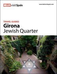 TRAVEL GUIDES Girona Jewish Quarter - HELLO! visit Spain