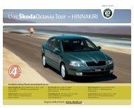 Uus ÅkodaOctavia Tour - HINNAKIRI - Aasta Auto