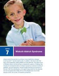 7 Wiskott-Aldrich Syndrome - Immune Deficiency Foundation