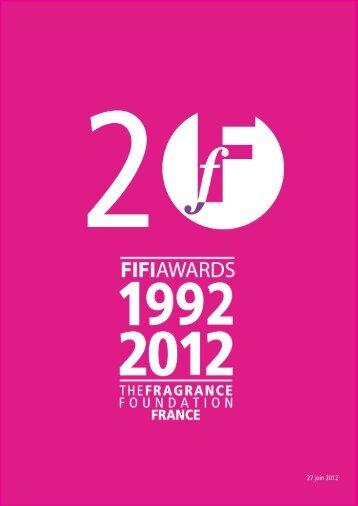 La Fragrance Foundation France - Ozinfos