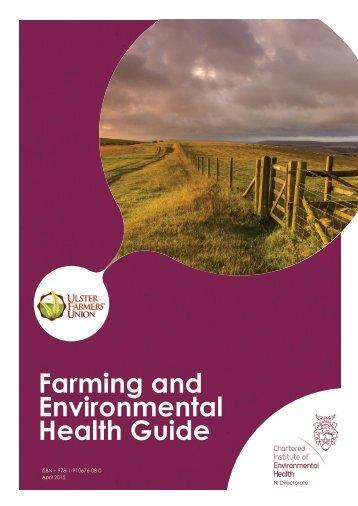 Farming and Environmental Health Guide