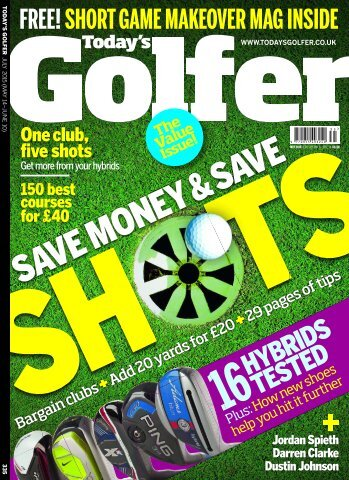 Today's Golfer July 2015