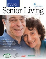 Jewish Senior Living - The Associated