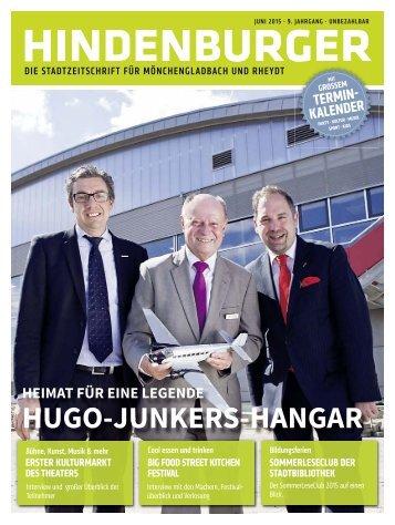 HINDENBURGER - Ausgabe Juni 2015