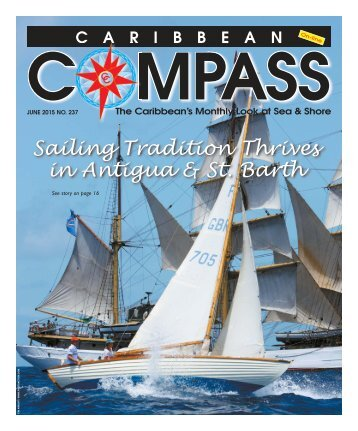 Caribbean Compass Yachting Magazine June 2015
