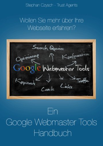 Handbuch Google Webmaster Tools