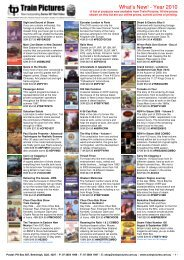 What's New Year 2010 Edition 01 - 16 - Series 567 Rail Video