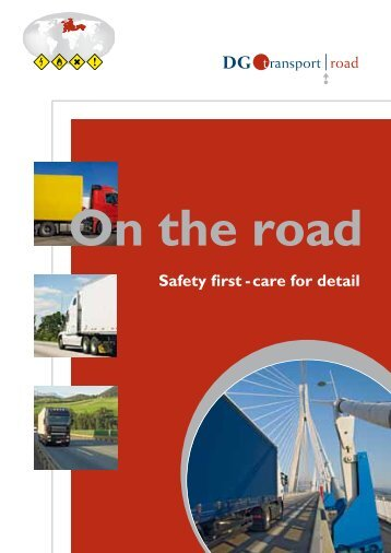 DG Transport - road - Dangerous Goods Management Finland Oy