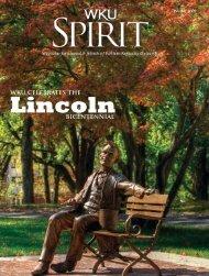 Lincoln - iamWKU