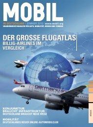 DER GROSSE FLUGATLAS - Mobil in Deutschland e.V.