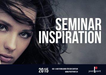 Pivot Point Seminare 2015