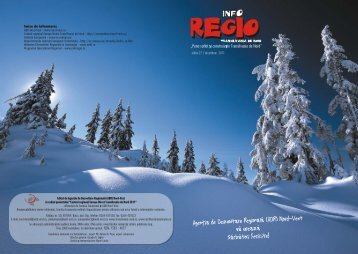 InfoREGIO, decembrie 2011 - Europe Direct Transilvania de Nord