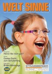 Welt der Sinne - Ausgabe 3/2012