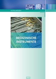 MEDIZINISCHE INSTRUMENTE - RKB  Medizintechnik