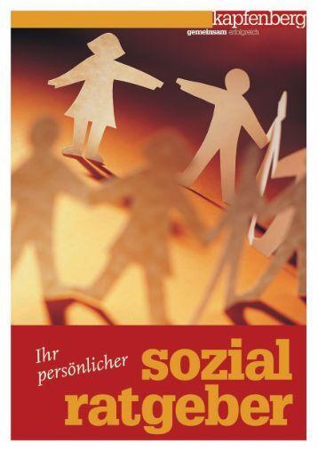 Download Sozialratgeber-Broschüre - Stadtgemeinde Kapfenberg