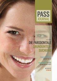 PASS Journal 01-2011 - Neues Leben