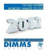 copertina calendario 2012.FH11 - Dimms Control