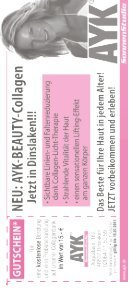 22.06. SONNENWENDE - OPENAIR DIE TOTEN AERZTE, support ... - Seite 6