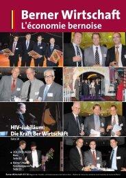 Berner Wirtschaft - Handels- und Industrieverein des Kantons Bern