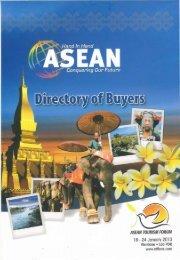 ASEAN TOURISM FORUM - Travel Impact Newswire