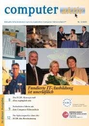 Ausgabe 5/2001 - ECDL