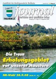 pass Sicheres Thalheim - RiSKommunal